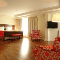 Гостиница Sokos Olympia Garden комната для гостей фото 4