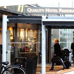 Отель Quality Hotel Panorama Швеция, Гётеборг - отзывы, цены и фото номеров - забронировать отель Quality Hotel Panorama онлайн вид на фасад