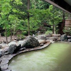 Отель Gensenkan Никко бассейн