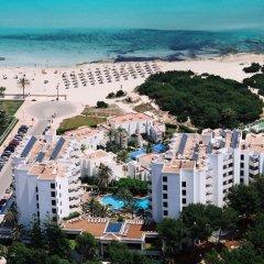 Отель Hipotels Bahía Grande Aparthotel пляж