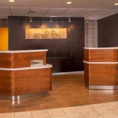 Отель Courtyard Arlington Rosslyn интерьер отеля