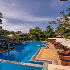 Отель Krabi La Playa Resort бассейн фото 2