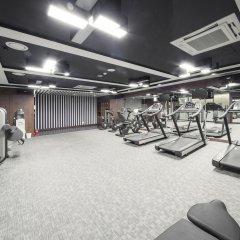 Отель Tmark Grand hotel Myeongdong Южная Корея, Сеул - отзывы, цены и фото номеров - забронировать отель Tmark Grand hotel Myeongdong онлайн фитнесс-зал