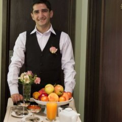Отель Tufenkian Historic Yerevan в номере фото 2