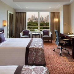 Radisson Blu Hotel Shanghai New World комната для гостей фото 5