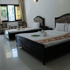 Отель Hai Au Mui Ne Beach Resort & Spa Фантхьет комната для гостей фото 4