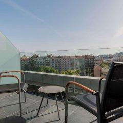 DoubleTree by Hilton Hotel Lisbon - Fontana Park балкон