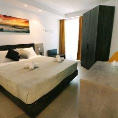 Отель Gold Lion Residensea Сан Джулианс комната для гостей фото 4