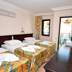Fethiye Park Hotel комната для гостей