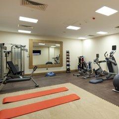 Отель Hilton Garden Inn Istanbul Golden Horn фитнесс-зал фото 3