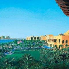 Отель The Palace at One&Only Royal Mirage балкон