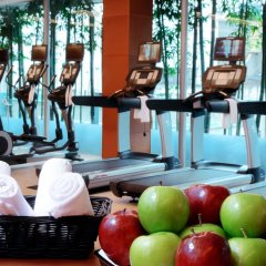 Mexico City Marriott Reforma Hotel фитнесс-зал фото 3