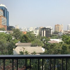 Отель Tc Contel @ Ekkamai Бангкок балкон