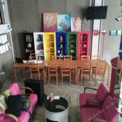 Mile Map Hostel Бангкок гостиничный бар
