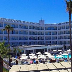 Отель Evalena Beach Hotel Кипр, Протарас - отзывы, цены и фото номеров - забронировать отель Evalena Beach Hotel онлайн фото 8