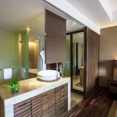 Отель Hyatt Regency Kinabalu Малайзия, Кота-Кинабалу - отзывы, цены и фото номеров - забронировать отель Hyatt Regency Kinabalu онлайн ванная
