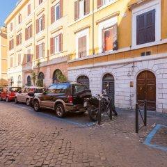 Отель Trastevere Suite-Mattonato парковка