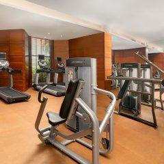 Отель Crowne Plaza West Hanoi фитнесс-зал фото 2