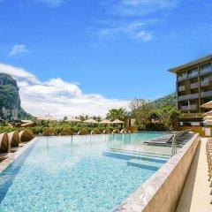 Отель Centra By Centara Phu Pano Resort Krabi Ао Нанг бассейн