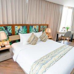 Papaya Saigon Central Hotel комната для гостей фото 5