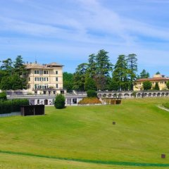 Hotel Villa La Bollina Серравалле-Скривия спортивное сооружение