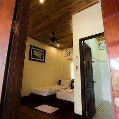 Отель Villa Somphong ванная фото 2