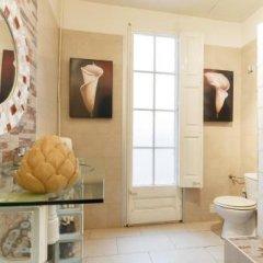 Отель Des Artistes Испания, Барселона - отзывы, цены и фото номеров - забронировать отель Des Artistes онлайн ванная