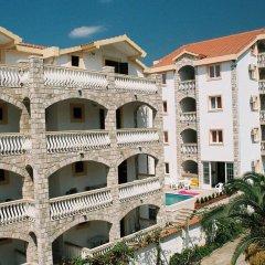 Отель TATJANA Будва балкон