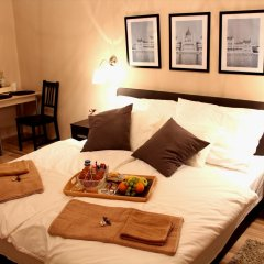Отель Budapest Ville Bed And Breakfast Будапешт в номере фото 2