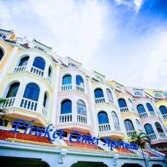 Отель Phuket Center Apartment Таиланд, Пхукет - 8 отзывов об отеле, цены и фото номеров - забронировать отель Phuket Center Apartment онлайн пляж фото 2