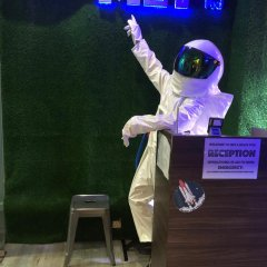 Отель MET A Space Pod @ Boat Quay фитнесс-зал фото 2