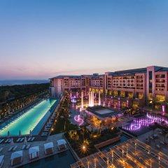Отель Regnum Carya Golf & Spa Resort вид на фасад