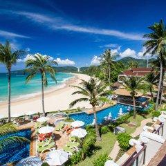 Отель Beyond Resort Karon пляж