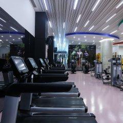 Отель Ramada Plaza Istanbul Asia Airport фитнесс-зал фото 2