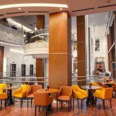 Гостиница Radisson Blu Челябинск интерьер отеля