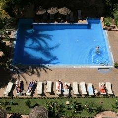 Отель Imperial Holiday Hôtel & spa Марокко, Марракеш - отзывы, цены и фото номеров - забронировать отель Imperial Holiday Hôtel & spa онлайн балкон