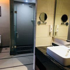 Отель Guangzhou Wassim Hotel Китай, Гуанчжоу - отзывы, цены и фото номеров - забронировать отель Guangzhou Wassim Hotel онлайн ванная