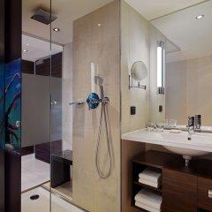 Отель Radisson Blu Hotel, Leipzig Германия, Лейпциг - отзывы, цены и фото номеров - забронировать отель Radisson Blu Hotel, Leipzig онлайн ванная фото 2