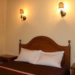 Отель Residencial Vale Formoso сейф в номере