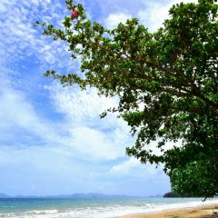 Klong Muang Sunset Hotel пляж фото 2