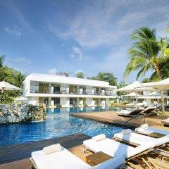 Отель Putahracsa Hua Hin Resort бассейн фото 3