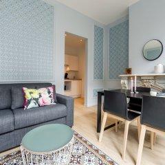 Отель Smartflats City - Saint-Adalbert Бельгия, Льеж - отзывы, цены и фото номеров - забронировать отель Smartflats City - Saint-Adalbert онлайн комната для гостей