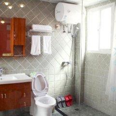 Отель Xiamen Haixi Haibian Holiday Inn ванная фото 2