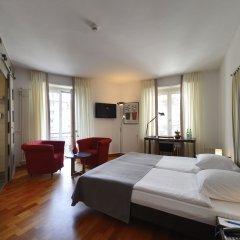 Отель Scheuble Hotel Швейцария, Цюрих - отзывы, цены и фото номеров - забронировать отель Scheuble Hotel онлайн комната для гостей фото 4