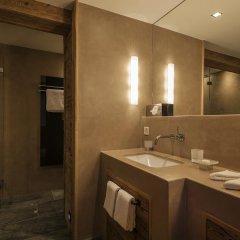 Отель Chalet Berghof Sertig ванная