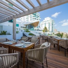 Отель Oleo Cancun Playa All Inclusive Boutique Resort балкон фото 2