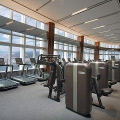 Отель Signiel Seoul фитнесс-зал