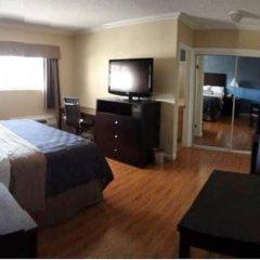 Отель Metropolitan Inn & Suites США, Лос-Анджелес - отзывы, цены и фото номеров - забронировать отель Metropolitan Inn & Suites онлайн комната для гостей фото 3