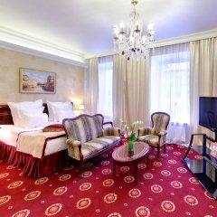 Бутик-Отель Золотой Треугольник 4* Стандартный номер с двуспальной кроватью фото 42