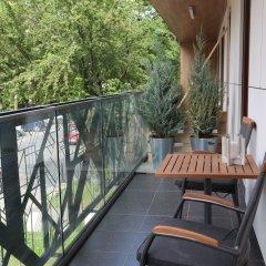 Апартаменты ASKI New Powisle Apartment балкон